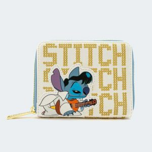 CARTERA Elvis Stitch by Loungefly