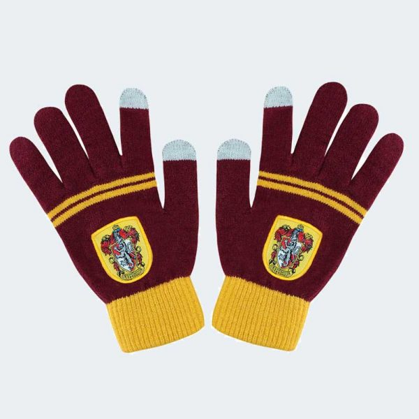 GUANTES E-touch Gryffindor
