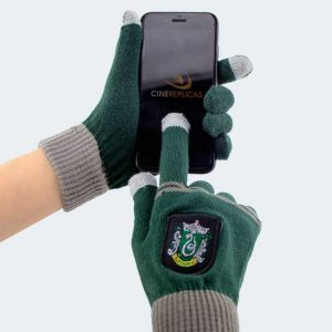 GUANTES E-touch Slytherin
