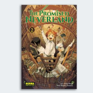 MANGA The Promised Neverland nº 2