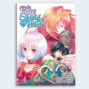 MANGA The Rising of the Shield Hero nº 06