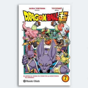 MANGA Dragon Ball Super nº 07
