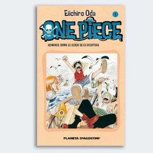 MANGA One Piece nº 01