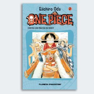 MANGA One Piece nº 02
