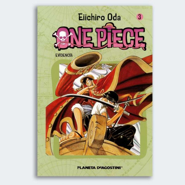 MANGA One Piece nº 03