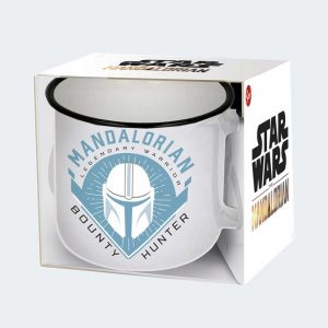 MUG Mandalorian Legendary Warrior