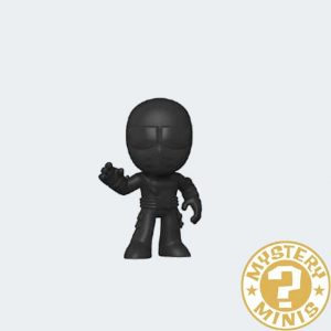 MYSTERY MINIS Snake Eyes Gi.Joe