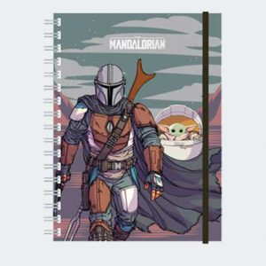NOTEBOOK A5 Mandalorian