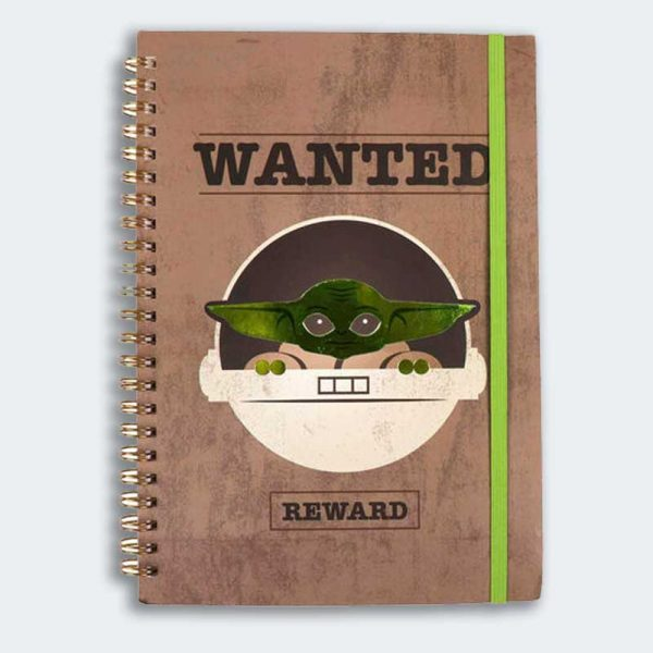 NOTEBOOK A5 The Child Wanted Reward