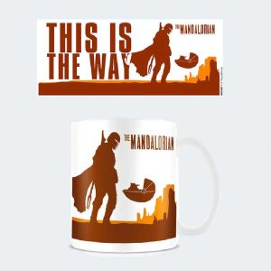 MUG Mandalorian This is the Way