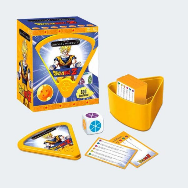 JUEGO Trivial Pursuit Bite Dragon Ball Z