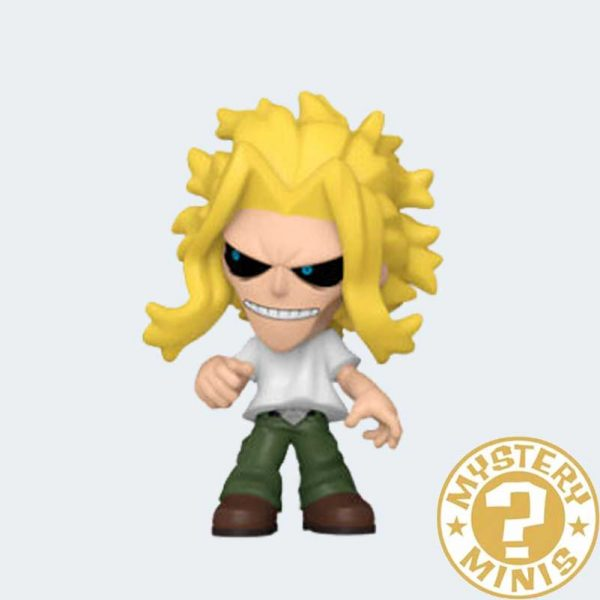 All Might Forma Real