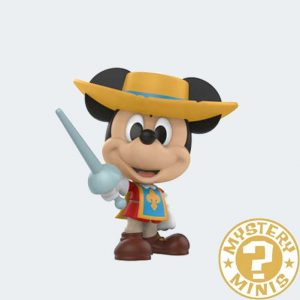 MYSTERY MINIS Mickey Mosquetero