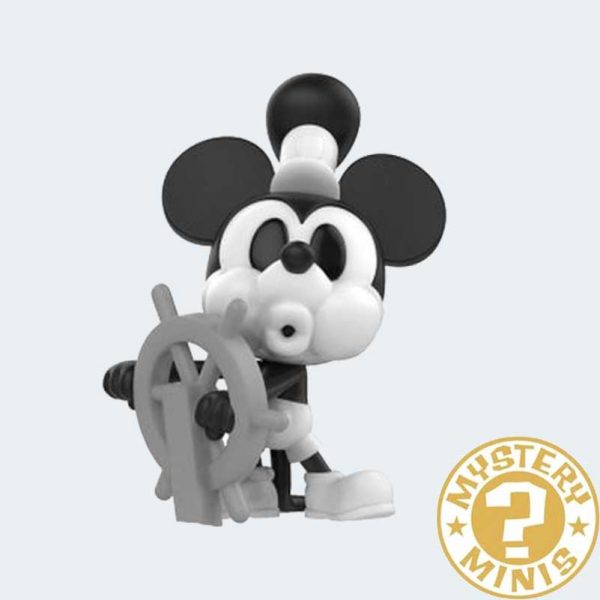 MYSTERY MINIS Steamboat Mickey